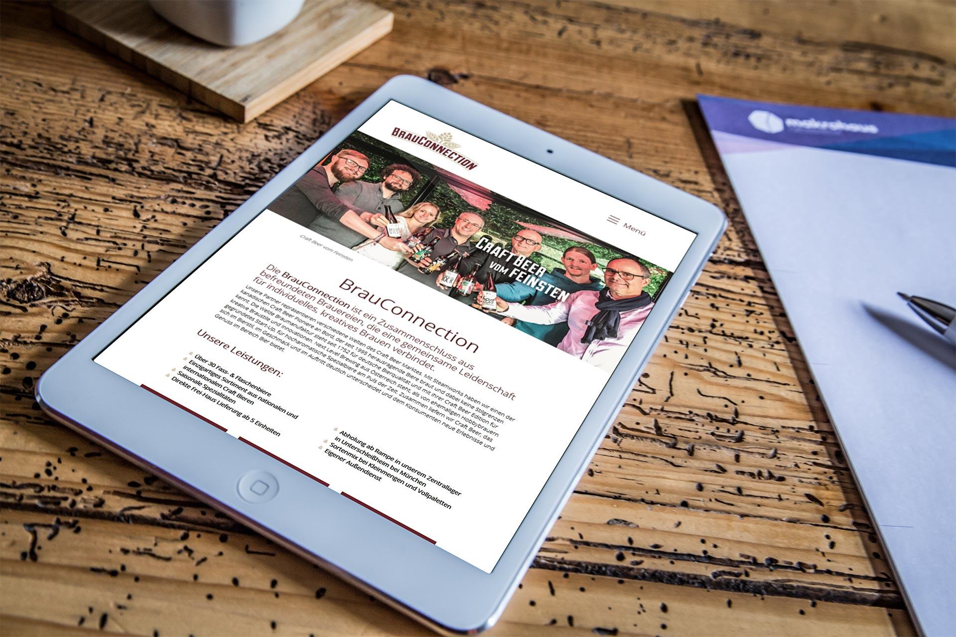 Bi Brau Connection Tablet