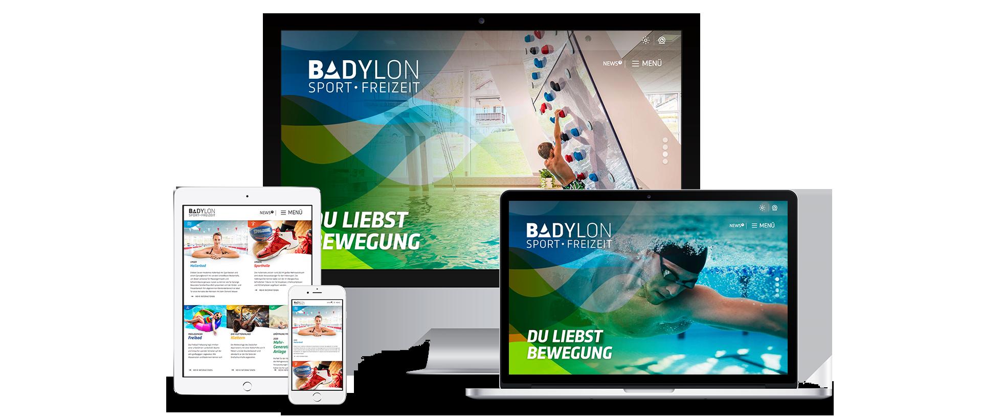 Badylon Web Neu