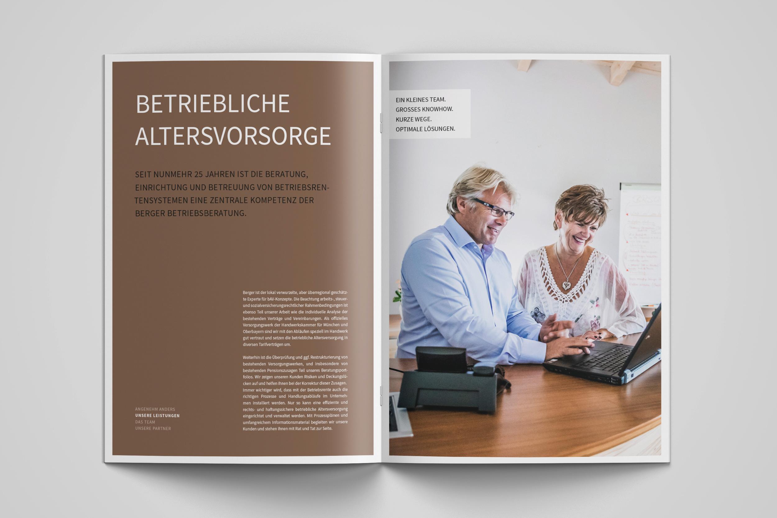 Berger Imagebrosch 3
