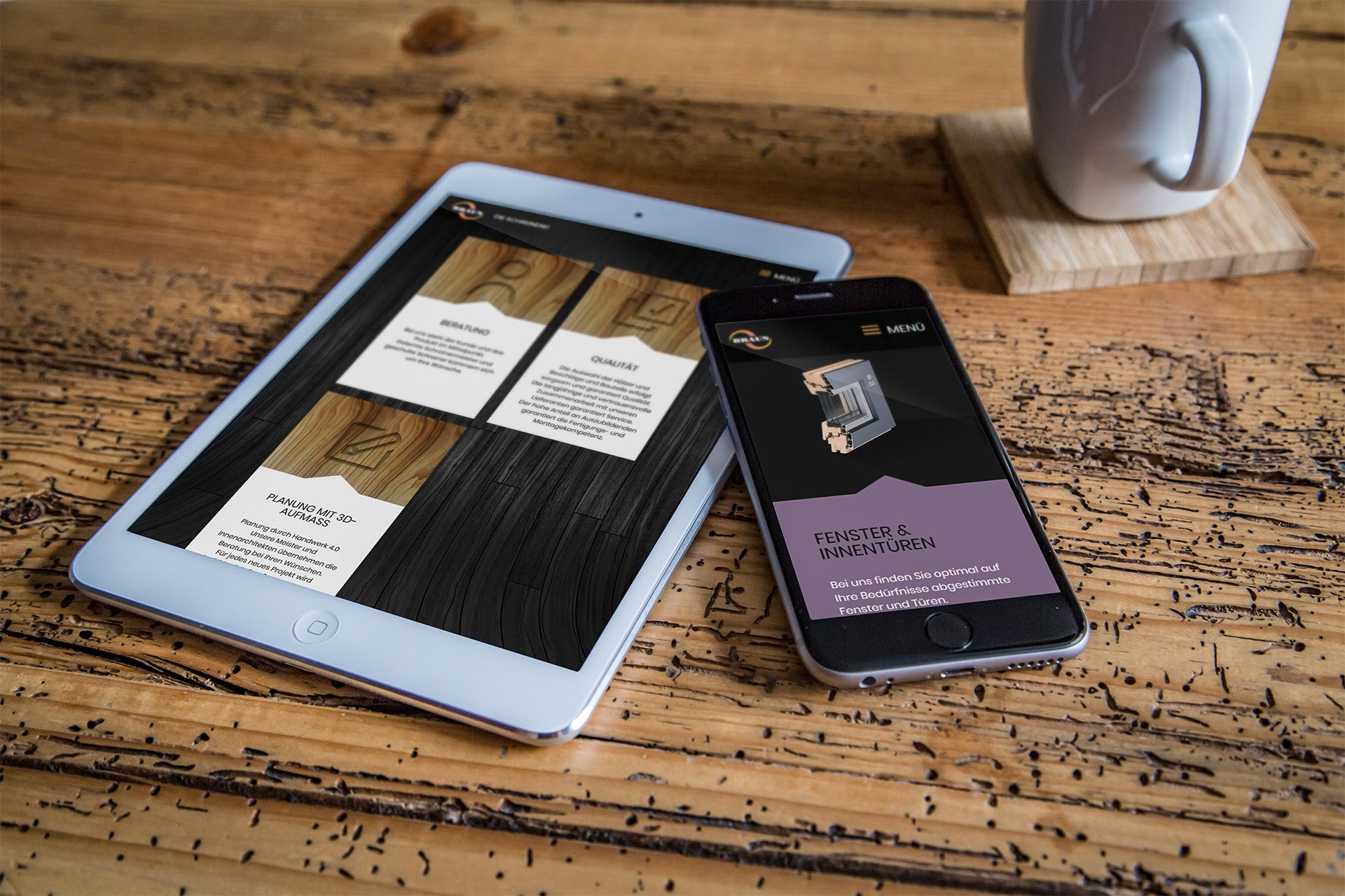 Bi Braun Tablet Handy 1