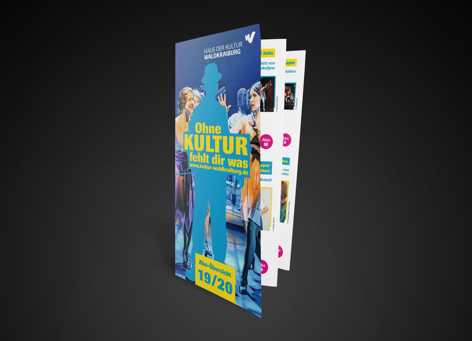 Free Five Panel Accordion Brochure Mockups 03