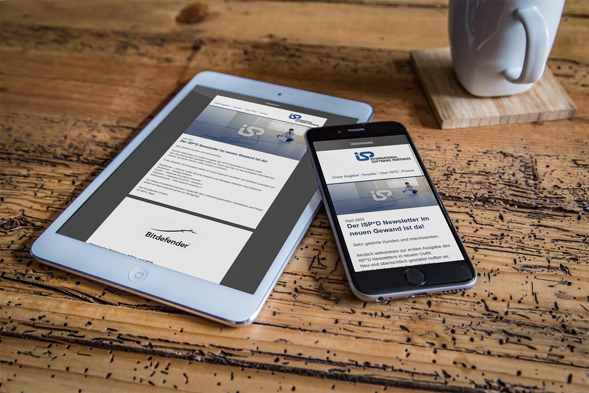 Mockup Tablet Handy