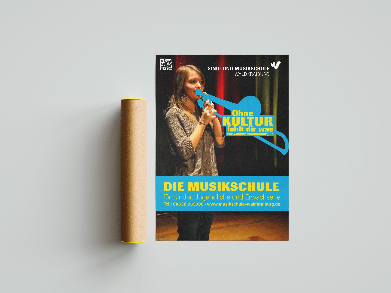 Musikschule Poster 2