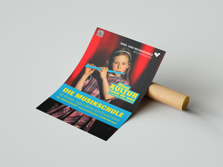 Musikschule Poster 3