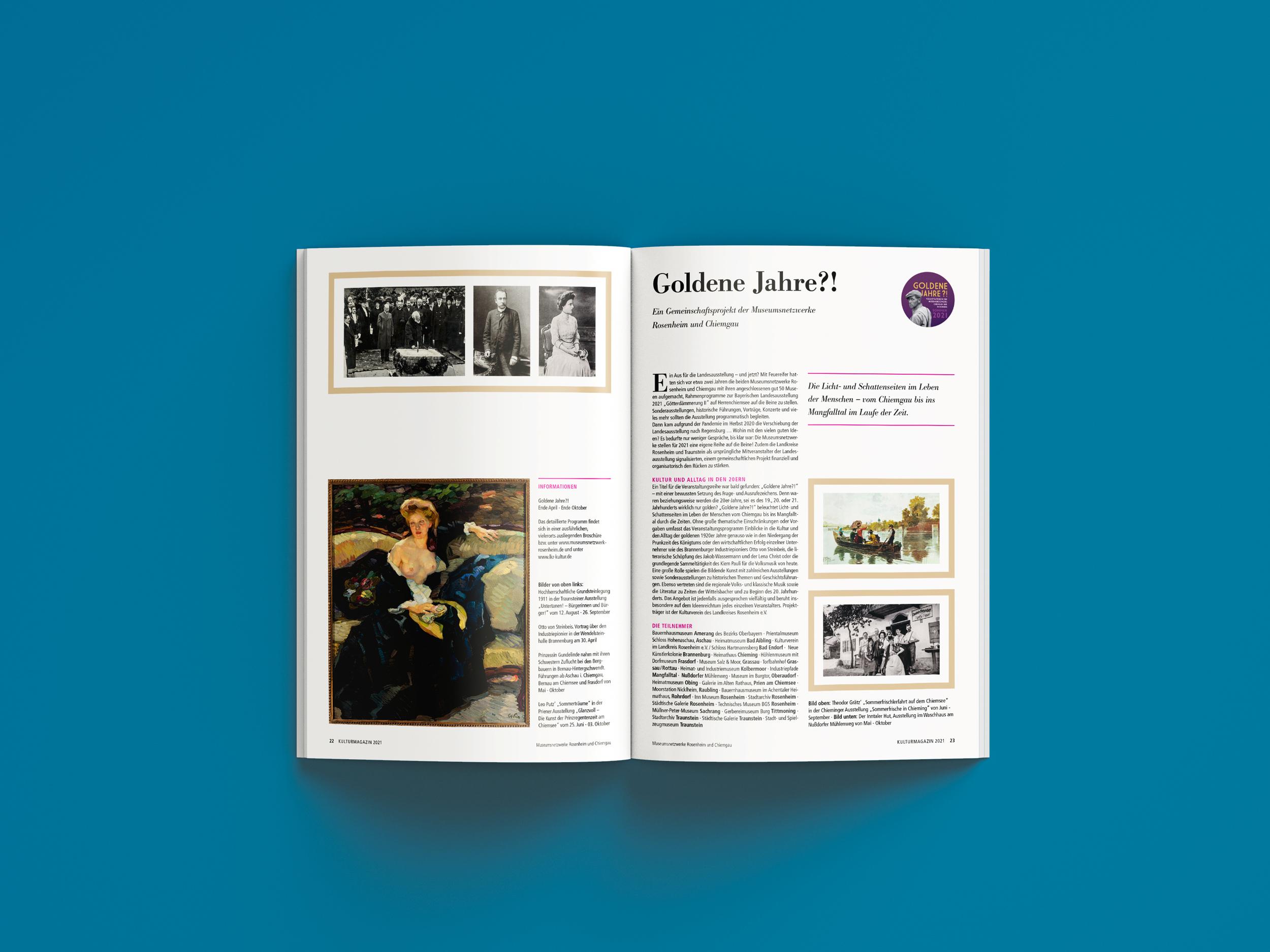 Perfect Binding Brochure Mockup 2