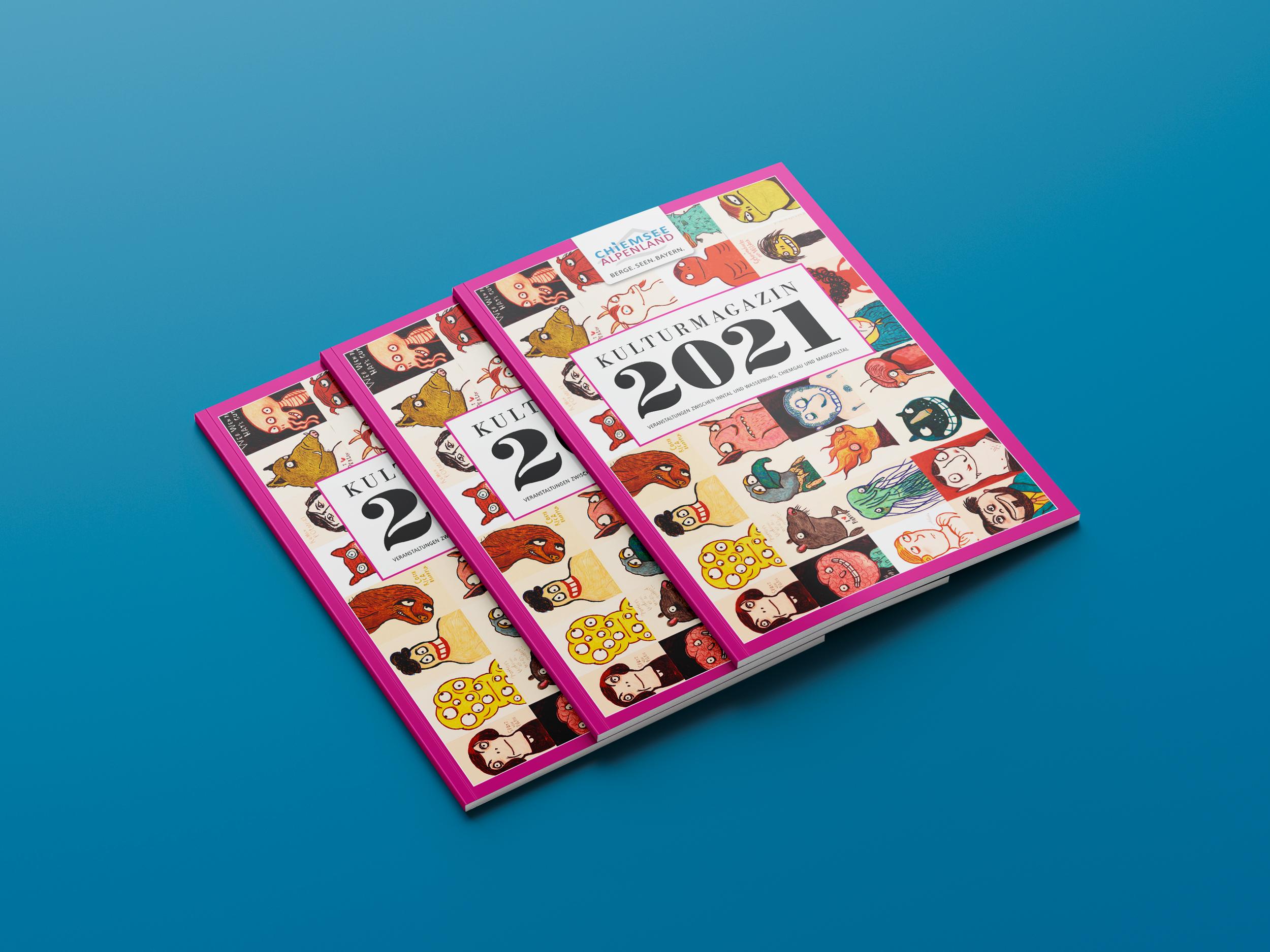 Perfect Binding Brochure Mockup 4
