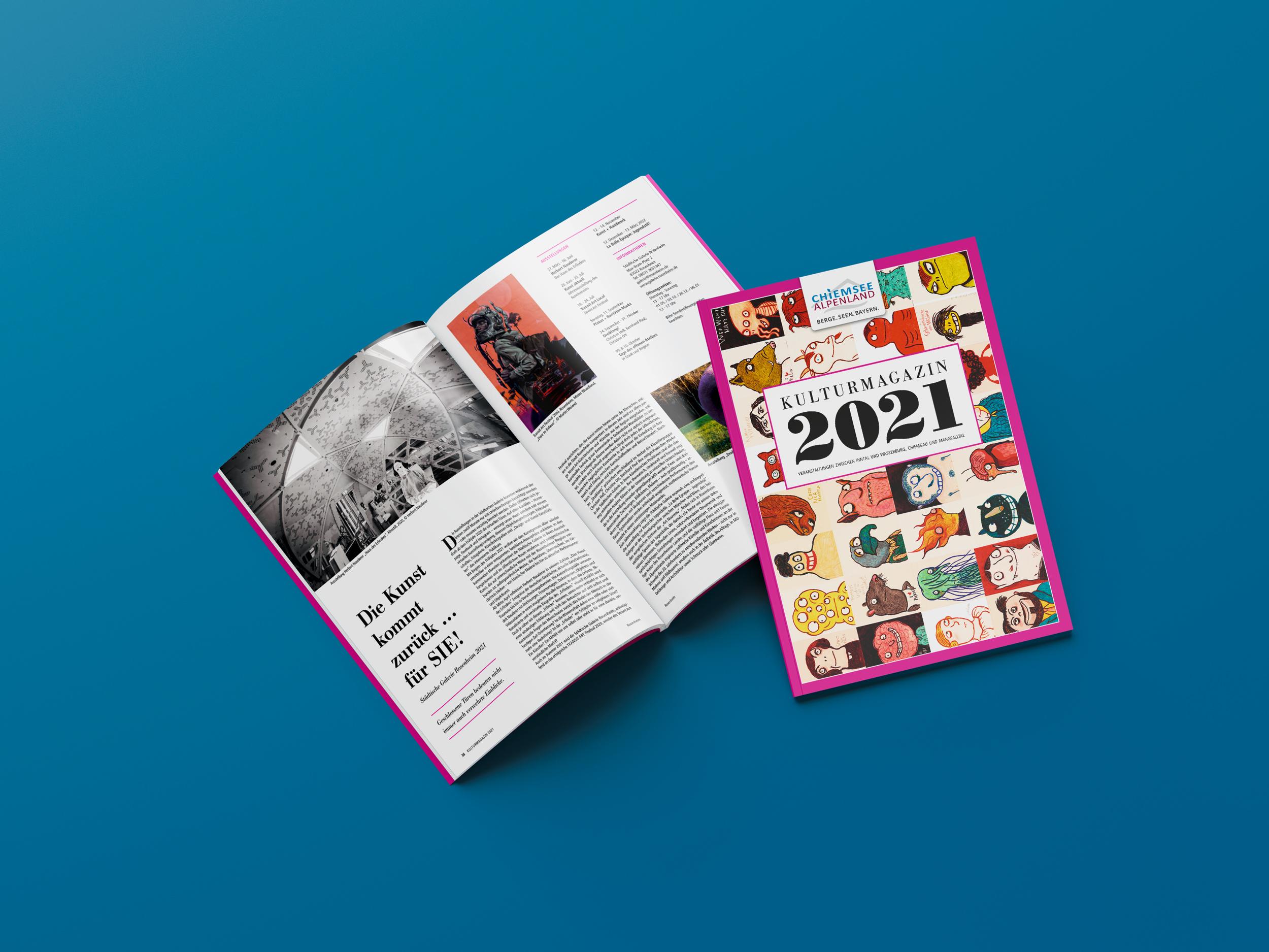 Perfect Binding Brochure Mockup 5 1